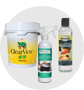 HOUSEHOLD & INDUSTRIAL